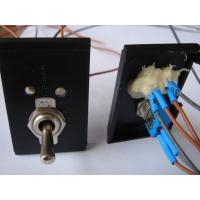 China 125/250VAC Electronic Micro Toggle Switch , Industrial Toggle Switches On Off on sale