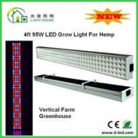 Best 50-60hz Hydroponic Led Grow Lights 45 W For Garden , Environmental Friendly wholesale