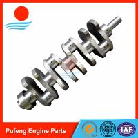 Wholesale Forklift truck parts Toyota 14B crankshaft made in China 34720-30011 13401-58030 13401-58021 from china suppliers