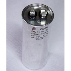 Anti-explosion capacitor CBB65
