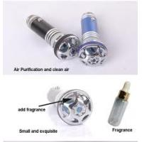 Wholesale 2,300,000 pcs/cm3 Business Gift A-alloy Artificial Car Aroma Diffuser for Car, home from china suppliers