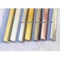 Buy cheap T20 / T Shaped Aluminium Extrusion Profiles / Decorative Moulding Trims / Brace from wholesalers