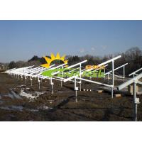 China Engineered Design Solar Racking Solar Panel Racking System for sale