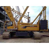 Wholesale Durable Construction Site MobileHydraulicCrawler Crane , QUY250 XCMG Crawler Crane from china suppliers