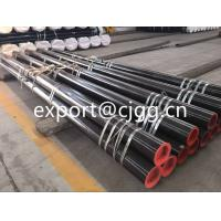 Best Hot Rolled Steel Tube / Seamless Round Tube With Plastic Caps wholesale