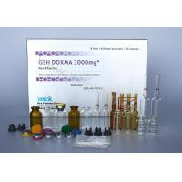 Best Hot sale 3000mg GSH DOXMA (Glutathione) injection for skin whitening with good effect and low price wholesale