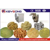 Wholesale Semi - Automatic  French Fries Processing Line , 1-15mm Industrial Potato Cutter from china suppliers
