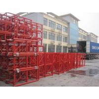 Wholesale Mast Building Construction Material Lifting Hoist Parts Customized Color  Painting from china suppliers