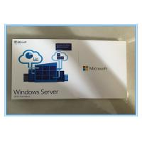 China MS Windows Server 2012 Versions 10 CLT Full Sealed Retail Box 64bit 1.4Ghz for sale