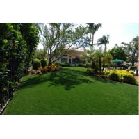 Quality 10000Dtex 35mm Four Colors Artificial Fake Turf Grass for Decoration for sale