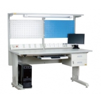 Wholesale 1830*900 Table Support Antistatic Cleanroom Bench With Drawer from china suppliers