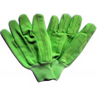 Wholesale Dyed Color Hot Mill Gloves , Heat Insulated Gloves Attractive Appearance from china suppliers