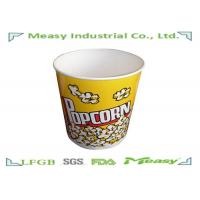 Wholesale 130OZ paper cup Popcorn Buckets Disposable Double PE Lined Greaseproof from china suppliers