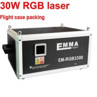 China full color laser 30w/lazer disco/indoor/outdoor laser light show/laser advertising projector on sale