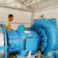 Hot Sale Factory Price 1.5mw 2mw 3mw 5mw Water Power Low Rpm Hydro Francis Turbine For HPP for sale