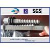 Q235 35# 45# Railway Sleeper Screws , HDG Coating Screw Spike for sale