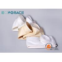 Wholesale PTFE Fiberglass / Nomex Filter Dust Collector Replacement Bags For Dust Collector Systems from china suppliers