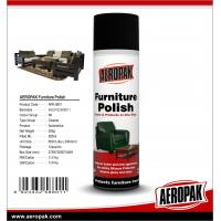 Wholesale AEROPAK 500ml Long Lasting Shine Furniture Polish Spray for Furniture Cleans&Protects from china suppliers