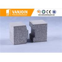 Wholesale Lightweight Interlocking EPS Cement Sandwich Wall Panels For Prefab Houses from china suppliers