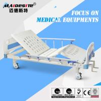 Wholesale Medical Equipment Manual Hospital Bed Electric OEM / ODM Acceptable from china suppliers
