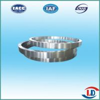 Buy cheap Manufacturer,forge large gear ring for Pipeline from wholesalers