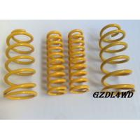 Auto 4x4 Suspension Lift Kits High Tension Coil Springs Toyota Parts Front And Rear for sale