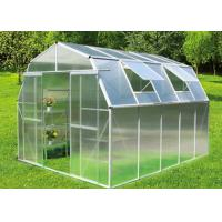 Wholesale Portable One Stop Gardens Greenhouse Commercial Galvanized Steel Frame from china suppliers