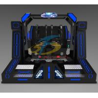 Wholesale Good shape virtual reality experience 720 degree rotation 9D Super Pendulum vr game machine price from china suppliers