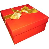 Luxury paper gift packaging box for sale