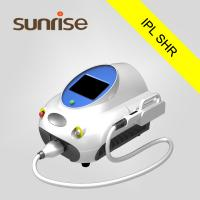 China Professional  pain free hair removal skin rejuvenation/SHR/OPT hair removal machine for sale