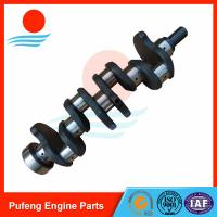 Wholesale first grade forged steel crankshaft ISUZU 4JB1 Crankshaft 8944436620 8944552401 8970236620 892190927 for NKR SK60 SH60 from china suppliers