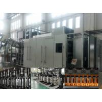 Wholesale Bottle Filling And Labeling Machine With Touch Screen , Bottled Water Production Line from china suppliers