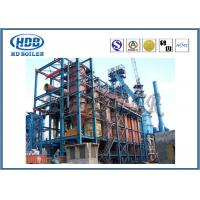 Wholesale Industrial Fluidized Bed CFB Utility Boiler Power Plant , High Pressure Steam Boiler from china suppliers
