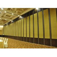 Wholesale Auditorium Sliding Doors Partition Walls For International Convention Centers from china suppliers