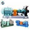 Anti-Corrosion Chemical Centrifugal Pump / Oil Transfer Industrial Pump API610 Standard for sale