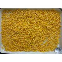 Buy cheap A9 Tin Vacuum Pack Net 2125g Whole Sweet Corn Kernel From China from wholesalers