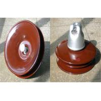 Wholesale End Fitting Suspension Type Insulators , Electricity Safty Insulator from china suppliers