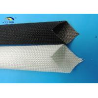 Wholesale Flame Retardant Fiberglass Braided Sleeving Insulation Sleeves For Cable Assemblies from china suppliers