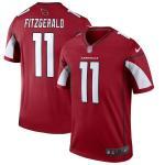 China Wholesale Men's Arizona Cardinals Larry Fitzgerald Nike Cardinal Legend Jersey for sale