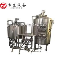 Wholesale SUS304 Craft Beer Equipment High Speed 300L Capacity With Plate Heat Exchanger from china suppliers