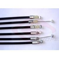 Auto Hand Parking Brake Cables , Mountain Bike Brake Cable Replacement For Zinc Ferrules / Zinc Nipples