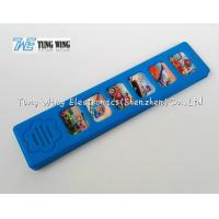 Wholesale Famous Six Story Sound Books For Kids Module In Blue Plastic from china suppliers