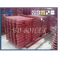 China Heat Recovery Boilers Hrsg Economizer / Economiser Coils ASME Certification for sale