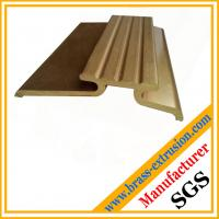Wholesale bronze copper brass extrusion profiles from china suppliers