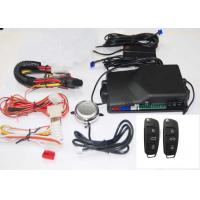 Wholesale PKE Keyless entry system + smart button Push Start Engine Button from china suppliers