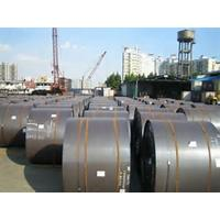 Thickness 3 - 16mm HR Steel Coil , Black Surface Hot Rolled Steel Sheet Coil
