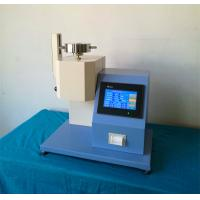 Wholesale ASTM D3364 PLC Control Melt Flow Rate Meter MFR & MVR For Meltblown Fabric from china suppliers