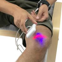 Buy cheap 650nm laser diabetes apparatus low level laser light therapy home device from wholesalers