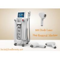 China 808nm Diode Laser Hair Removal , laser depilation machine vertical type on sale