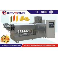 Wholesale Industrial Pasta Making Machine , 100 - 150kg / H Pasta Manufacturing Equipment from china suppliers